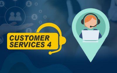 Customer Services 4